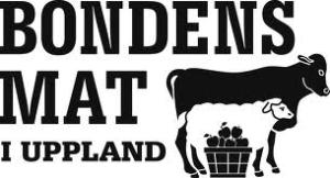 Bondens mat i Uppland logo